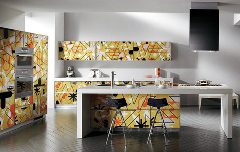 Scavolini Modern Kitchen