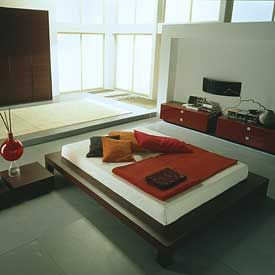 Shinto Japanese Platform Bed Shinto Japanese Platform Bed