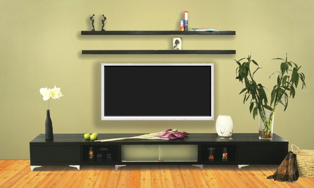 Beautiful living room entertainment centers gallery home for Living room entertainment centers