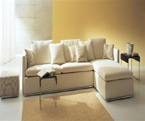 Modern Sofa with  Chaise Longue