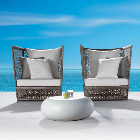 Tunis Luxury Outdoor Seating