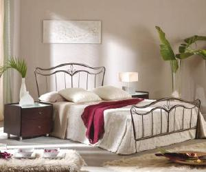 Andrea Contemporary Bed