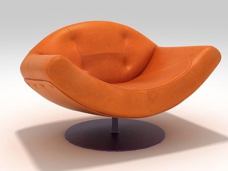 Etel Contemporary Armchair