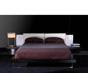 Reno Tech Contemporary Bed