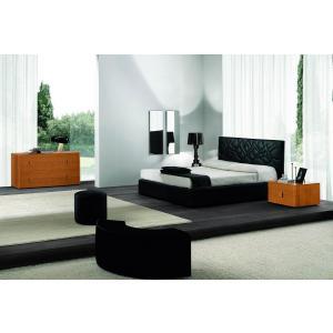 Loto Black Bed