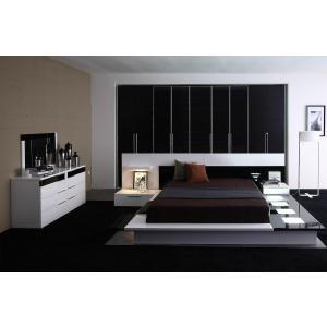 Impera Modern Platform Bed