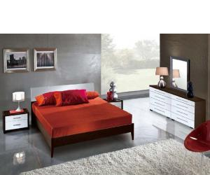 bed9 Luxury Modern Bedroom Set