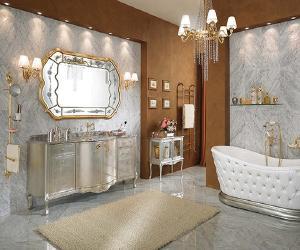 Classic Bathroom Interior