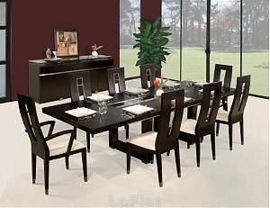 dining table Novo Modern Dining Set