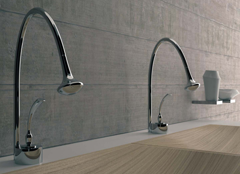 Futuristic Bathroom Fixtures