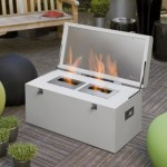 Atria Mobile Fireplace