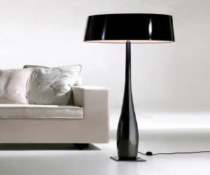 Contardi Modern Italian Floor Lamp