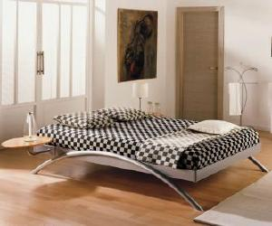 Manuela Contemporary Bed