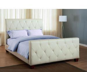 queen leather bed Queen Leather Bed