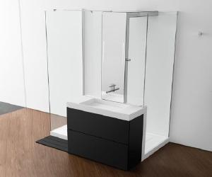 shower Roca Shower Basin