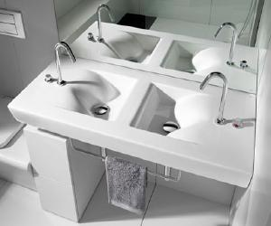sink2 Barcelona Small Bathroom Vanity