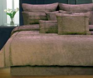 suede bedding set  Suede Bedding Set