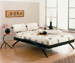 Susan Contemporary Bed