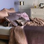 Beautiful Purple Rose Bedding
