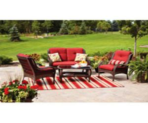 better homes and gardens outdoor conversation set Outdoor Conversation Set