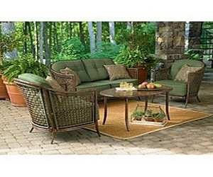 Casual Seating Outdoor Set