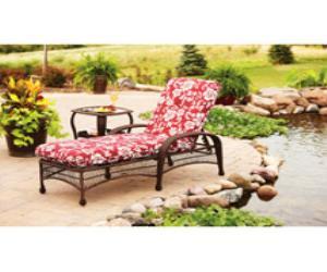 chaise lounge Lake Merritt Woven Chaise