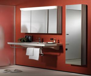 Compact Bathroom Cabinets