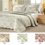 Country Stripe Bedding Set