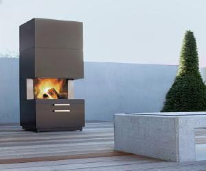 garden fireplace Garden Fireplace