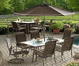 Garden Oasis  Dining Set