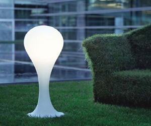 Liquid Light Drop Floor Lamp