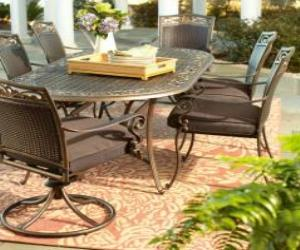 miramar outdoor dining set Miramar Outdoor Dining Set