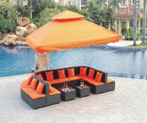 Modern Outdoor Umbrella
