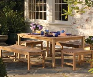 Hampton Outdoor Dining Set