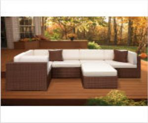 Outdoor Wicker Set