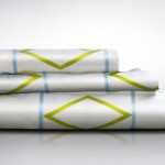 Rhombic Sheet Set
