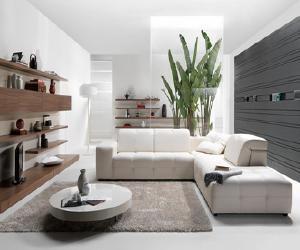 Natuzzi Surround Sound Sofa