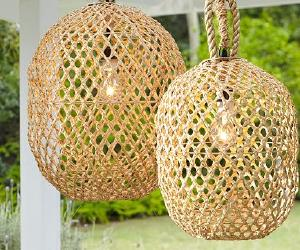 Woven Decorative Lights