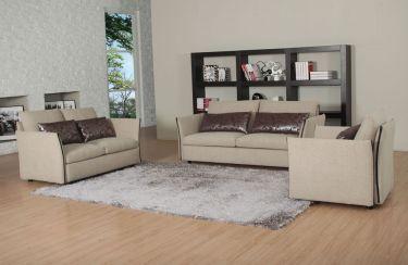 Contemporary Fabric Living Room Set Contemporary Fabric Living Room Set