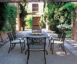 Athena Patio Table