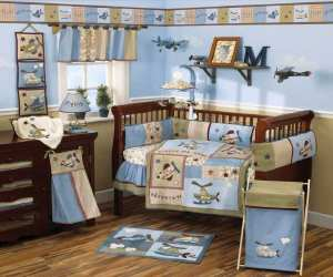 Baby Bedding Set and Bedroom Ideas
