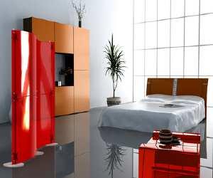 bedroom4 Modern Glossy Bedroom
