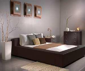 Asian Flair Bedroom