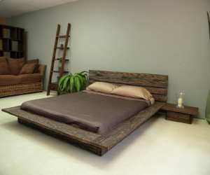 bedroom9 Delta Platform Bed
