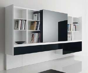 bookshelf Modern Bookshelf