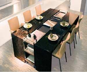 dining set Restaurant Style Dining Room