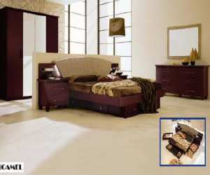 Italian  Composition  Bedroom Set