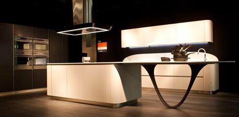 kitchen4 Futuristic Kitchen