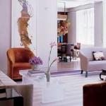 Lavender Dream Living Room