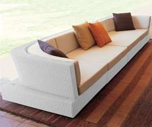 outdoor wicker jerra sofa Outdoor Wicker Jerra Sofa